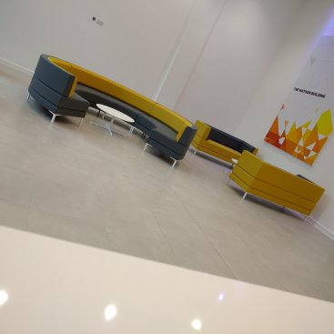 Watson Building Reception Area